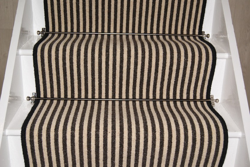 Striped Stair Runners